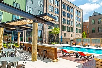 Pool, 431 W Rich St 216, 0