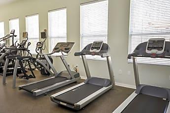 Fitness Weight Room, 45 Madison, 2