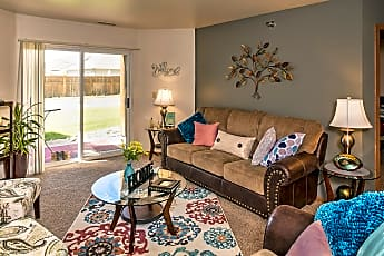 Living Room, Country Meadows, 1