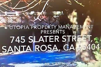 Community Signage, 745 Slater Street, 0