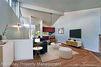 Living Room, 1701 W 3rd St, 0