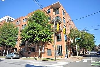 Building, 444 S Blount St, 1