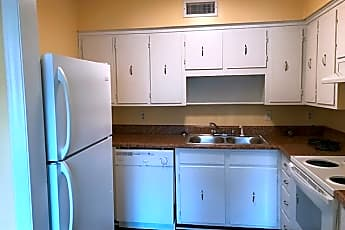 Kitchen, Sharlton Manor Apartments, 0