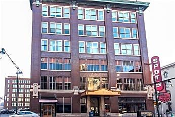 Building, 141 S Meridian St, 0