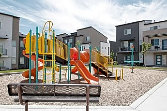 Recreation Area, Solameer Townhomes, 2