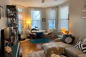 Living Room, 163 Coolidge St, 0