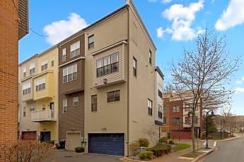 Building, 5815 Lustine St, 2