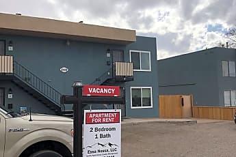 Community Signage, 8508 Marquette Avenue NE  Unit D, 1