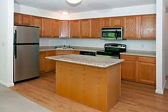 Kitchen, Raspberry Woods Townhomes, 0