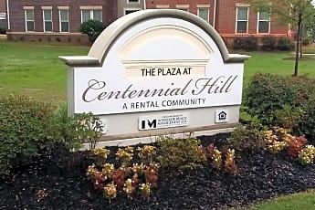 The Plaza at Centennial Hill, 1