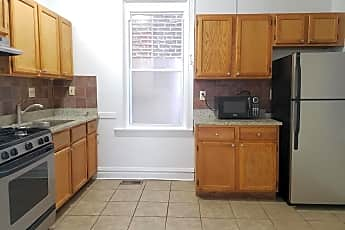 Kitchen, 3634 S Hermitage Ave 1-FRONT, 2