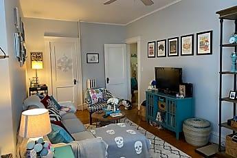 Living Room, 163 Coolidge St, 1