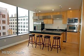 Kitchen, 106 N High St., Unit 401, 0