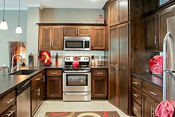 Kitchen, Jamestown Villa Townhomes, 1