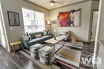 Living Room, 500 E Stassney Ln, 1