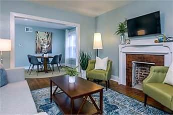 Living Room, 3716 Warwick Blvd, 0