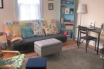Living Room, 3132 Park Ave, 0