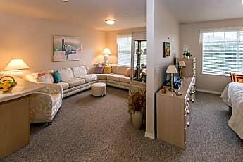 Living Room, Fountain Crest Senior Living, 1
