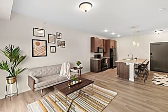 Living Room, Blackmore Flats, 0
