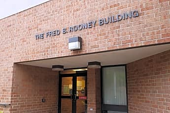 Fred B. Rooney Building, 1
