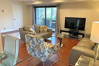 Living Room, 3101 S Manchester St 215, 1