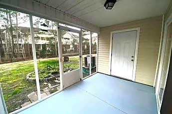Patio / Deck, 4010 Banister Loop, 2