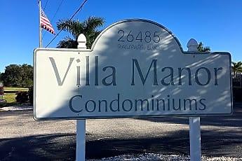 Community Signage, 26485 Rampart Blvd. Apt D-24, 0