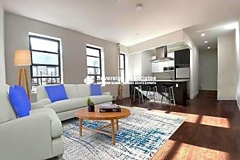 Living Room, 69 Pinehurst Ave 5C, 0