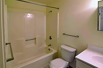 Bathroom, Riverboat Village, 2