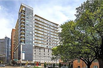 Building, 2225 N Harwood St, 1