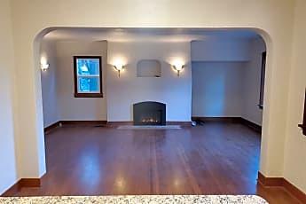 Living Room, 1922 E 18th Ave, 1