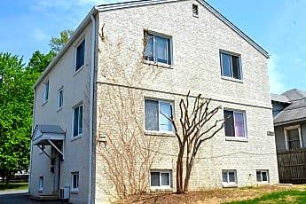 Building, 3909 Washington Blvd, 0