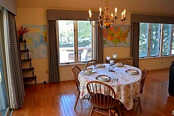Dining Room, 831 Covered Bridge Ln, 0