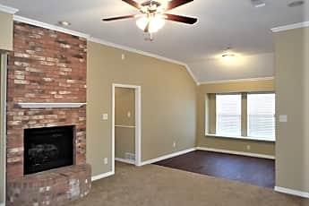 Living Room, 2616 John Drive, 1