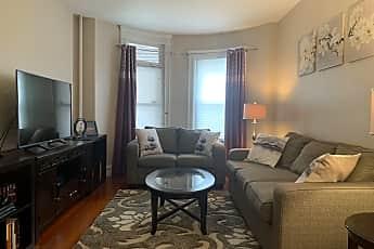 Living Room, 1908 Beacon St, 0