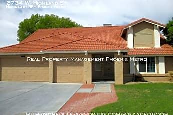Building, 2734 W Highland St, 0