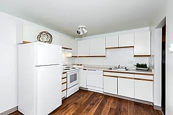 Kitchen, Fox Pointe, 0