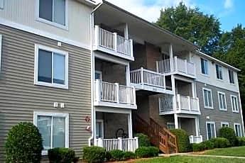Building, 9531 University Terrace Dr, 0