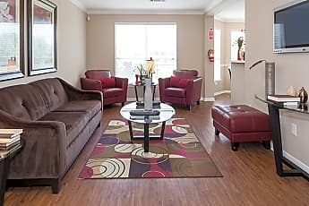 Living Room, Concord at Allendale, 0