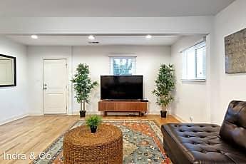 Living Room, 2352 Forney St, 1