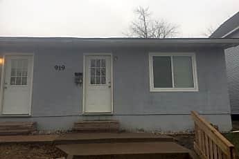 Building, 919 Vine St, 0