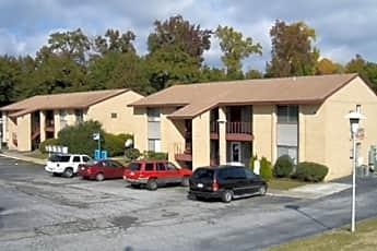 Building, Fort Jackson Village, 0
