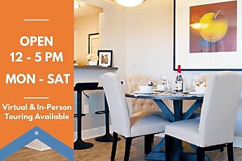 Dining Room, Advenir at University Park, 0