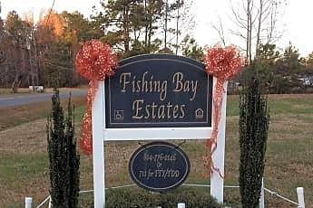 Community Signage, 361 Fishing Bay Rd, 0