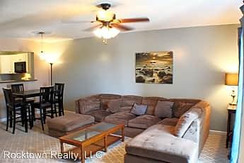 Living Room, 1384 Hunters Rd, 0