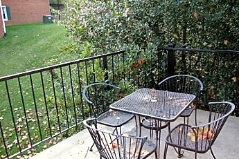 Patio / Deck, 2509 S Walter Reed Dr D, 2