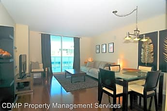 Dining Room, 2101 Brickell Ave #1704, 0