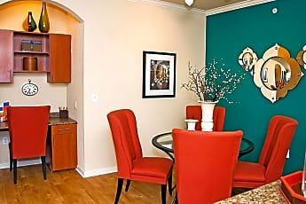 Dining Room, Lakeland Estates, 1