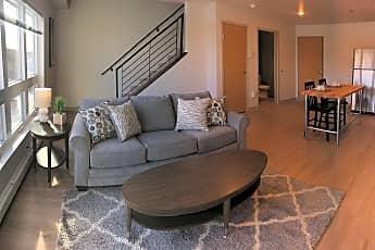 Living Room, Block E, 0