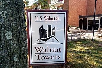Walnut Towers, 1